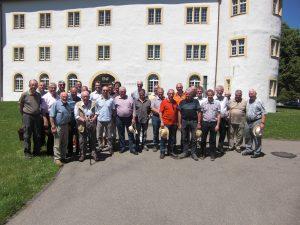 Besichtigung des Daimler Forums und des neuen Prüf- und Technologiezentrums Immendingen