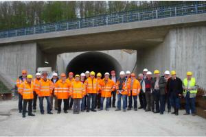 Adelsheim Umfahrung und Eckenbergtunnel