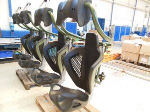 Bild 3: Fahrzeugsitze