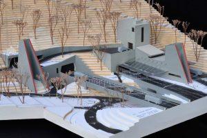 Bild 8: Tunnelportalzentrale Südportal Modell